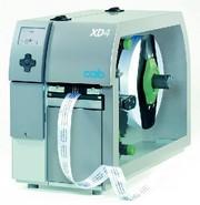 Transferetikettendrucker: Durchs Fenster spitzeln