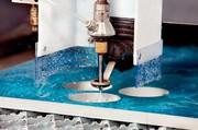 Wasserstrahlteile: Auf Wassers Schneide