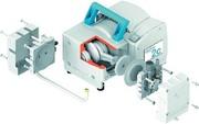 Membranpumpen-Baureihe NT: NT – Neue Technologie ölfreier Vakuumpumpen