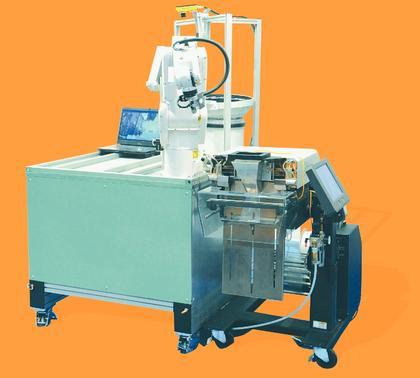 Beutelverpackungsmaschinen, Roboterlösungen: Vier Aufgaben, ein System