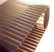 Lattentransportbänder: Neues Segment-Bandsystem
