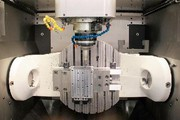 Bearbeitungszentrum: Rundum gut bestückt