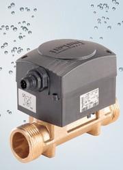 Ultraschall-Durchflusstransmitter Typ 8081: Durchflussregelung per Ultraschall