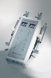 Spritzpumpe CMA 402: Für Mikroliter-Flussraten