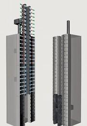 Vier-Komponentenwerkzeug: Viele Komponenten – eine Standardmaschine