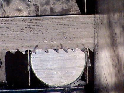 Bi-Metall-Sägeband: Bis die nächste kommt