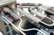 Sigma Transfersystem: Kettentransfer modular