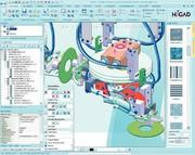 Produktentwicklung: Neue CAD- und PDM-Versionen von ISD