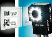 Verisens Serie 1800: Codes automatisiert lesen
