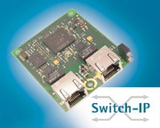 Industrial Ethernet Modul: In trauter Zweisamkeit