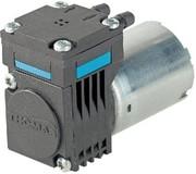 Miniaturpumpe Aquamarin Serie 1210: Neue Miniaturmembranpumpe