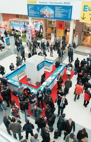Messe: Euromold in neuen Hallen