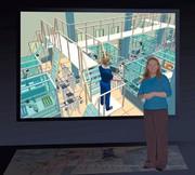 Visualisierungslösung für VR: Visuelles Erlebnis mit der Mini-VR-Wall