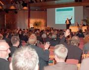 Unternehmen: Viele Highlights auf dem Abas Kundenforum