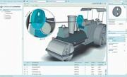 Daten und Prozesse: 3D-Ersatzteilkataloge mit 3DVia