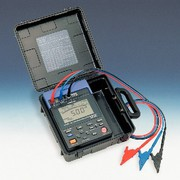 Hochspannungs-Isolationstester Hioki 3455: Digitaler Tester