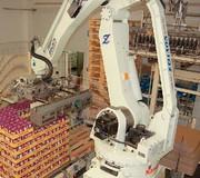 Automatisierungsanlage Deutsche Milcafe: Kaffee-Automat