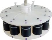 Mikrowellen-Laborsystem: Schnelle Fettextraktion