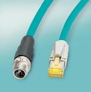 M12-Cat.6A-Steckverbinder: Kooperation für höchste Datenraten