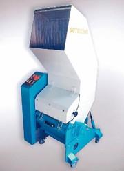 Kunststoffschneidmühlen: Produktive Resteverwerter