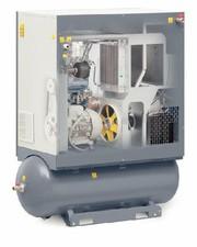 Hydraulik + Pneumatik: Kleine Kompressoren