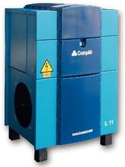 Schraubenkompressoren: Eine Laufzeit  von bis 24.000 Stunden