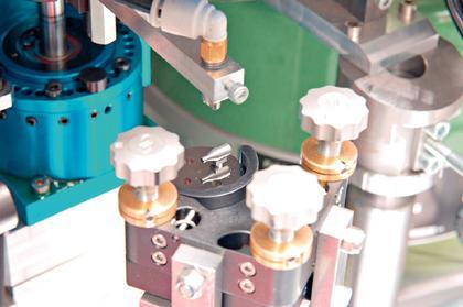 Präzisionsteile, Werkstoffe: Eine spritzige Lösung