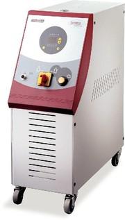 Tempro Basic: Temperiergeräte  sprechen mit der Maschine
