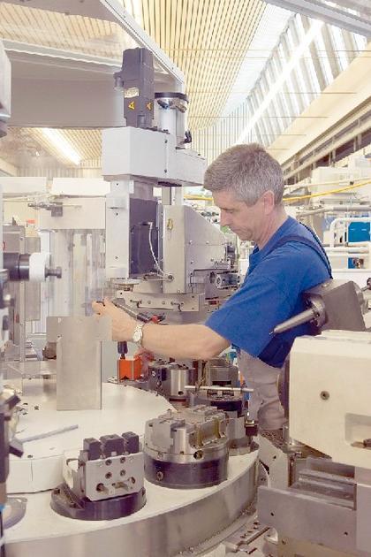 Fertigungstechnik: Neue Kunden gewonnen