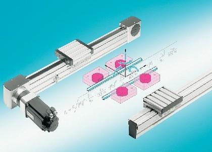 Linear Motion Designer: Berechnungstool
