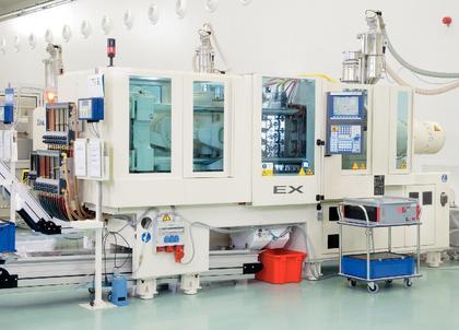 Produktionszellen Medizintechnik: Reinraumtauglich und kompakt
