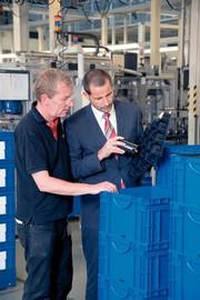 Lagertechnik: Praktisches Tool