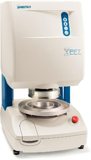 Analytica: Der neue Brookfield Powder Flow Tester PFT
