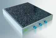 Schwingungsisolierende Tischplattform Vitap: Leichte Geräte wirksam von störenden Schwingungen isolieren