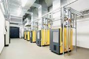 Schraubenkompressoren: Weniger Energiebedarf,  weniger Kosten