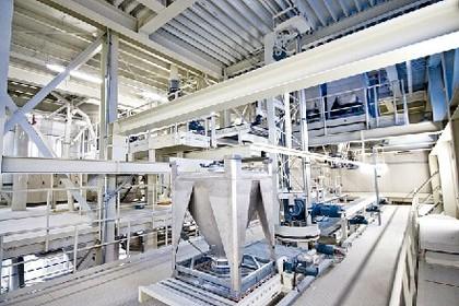 Pulverproduktionsanlage: Kompliziertere Rezepturen