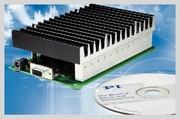 Piezo-Schreitantriebe NEXACT: Treiberelektronik  für Piezo-Linearantriebe