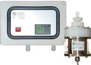Probenfilter mit Ultraschallreinigung: Für die Online-Wasseranalytik