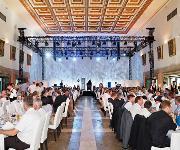 60-Jahre Weber Festabend Wappensaal