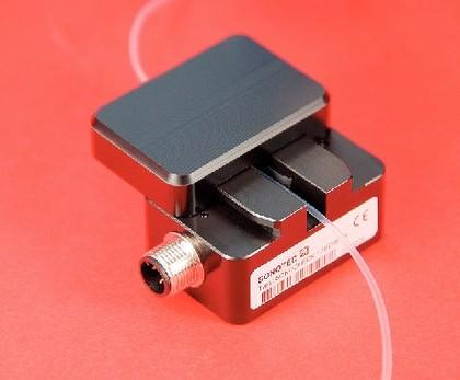 Luftblasen-Sensoren: Zur Messung  an dünnen Schläuchen