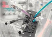 Kabelführungs-System: Ohne Kabelverschraubung