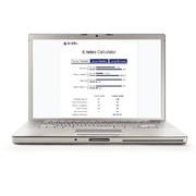 HPLC-Säulen Kinetex Core-Shell: Kinetex™-Rechner im Netz