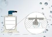 Flipperventile: Kleinste Abmessungen und ausgezeichnete Spüleigenschaften