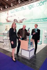 Labortechnik: Die analytica 2010 war  ein voller Erfolg für Labexchange