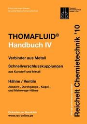 Handbuch THOMAFLUID-IV: Kupplungen, Hähne und Ventile