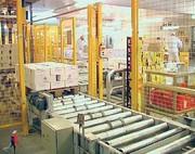 Förderstrecke: Strukturierte Logistik