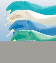 Laborhandschuhe SafeGrip: Laborhandschuhe mit AQL 0.15