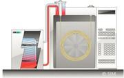 Multikühleinheit ICECUBE: Multikühleinheit für GC-Injektoren