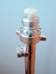 Fasspumpe SD-NIRO-A: Für häufiges Reinigen konzipiert