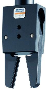 AUTOMATICA-HIGHLIGHTS: Schnell, kompakt, wirtschaftlich der Zangengreifer der Serie GZ